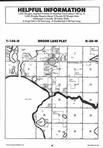 Map Image 039, Beltrami County 1997 Published by Farm and Home Publishers, LTD
