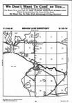 Map Image 041, Beltrami County 1997 Published by Farm and Home Publishers, LTD