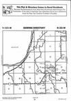 Map Image 044, Beltrami County 1997 Published by Farm and Home Publishers, LTD