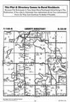 Map Image 080, Beltrami County 1997 Published by Farm and Home Publishers, LTD