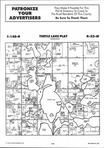 Map Image 010, Beltrami County 1998