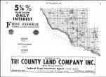 Index Map, Big Stone County 1974