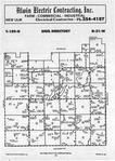 Map Image 007, Brown County 1988
