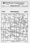 Map Image 024, Brown County 1988