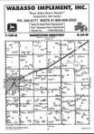 Map Image 019, Brown County 1999 Published by Farm and Home Publishers, LTD