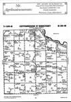 Map Image 027, Brown County 1999 Published by Farm and Home Publishers, LTD