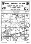 Map Image 032, Brown County 2000