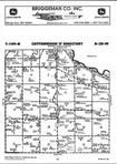 Map Image 033, Brown County 2001