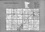 Index Map, Carlton County 1995