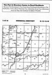 Map Image 001, Carlton County 1995