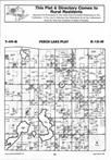 Perch Lake T49N-R18W, Carlton County 1997 Published by Farm and Home Publishers, LTD