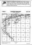 Map Image 026, Carlton County 2001 Published by Farm and Home Publishers, LTD