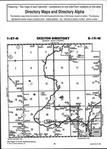 Map Image 046, Carlton County 2001 Published by Farm and Home Publishers, LTD