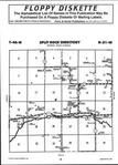 Map Image 048, Carlton County 2001 Published by Farm and Home Publishers, LTD