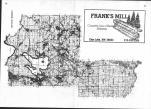 Index Map, Cass County 1977