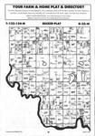 Map Image 005, Cass County 1995