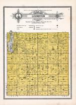 Louriston Township, Chippewa County 1914