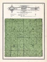 Mandt Township, Chippewa County 1914