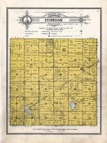 Stoneham Township, Maynard, Clara City, Chippewa County 1914