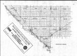 Index Map, Chippewa County 1981