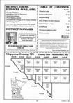 Index Map 1, Chippewa County 1997