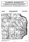 Map Image 007, Chisago County 1997