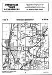 Map Image 001, Chisago County 1998