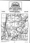 Map Image 001, Chisago County 1999