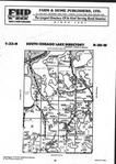 Map Image 005, Chisago County 1999