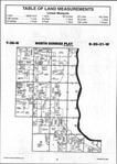Map Image 034, Chisago County 2001
