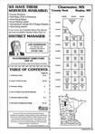 Index Map 1, Clearwater County 1998 Published by Farm and Home Publishers, LTD