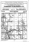 Map Image 023, Clearwater County 1998 Published by Farm and Home Publishers, LTD