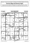 Map Image 035, Clearwater County 1998 Published by Farm and Home Publishers, LTD