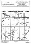 Map Image 046, Clearwater County 1998 Published by Farm and Home Publishers, LTD