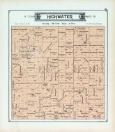 Highwater Township, Cottonwood County 1896