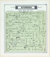Storden Township, Cottonwood County 1896