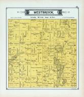 Westbrook Township, Bean Lake, Double Lakes, Cottonwood County 1896