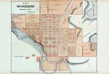 Windom, Drake's Out-Lots, Fairgrounds, Cottonwood Lake, Cottonwood County 1896