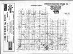 Index Map, Cottonwood County 1979