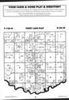 Perry Lake T136N-R26W, Crow Wing County 1995 Published by Farm and Home Publishers, LTD