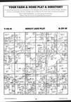 Nokay Lake T45N-R29W, Crow Wing County 1995 Published by Farm and Home Publishers, LTD