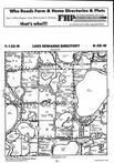 Lake Edwards T135N-R28W, Crow Wing County 1995 Published by Farm and Home Publishers, LTD