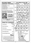 Index Map 1, Crow Wing County 1997