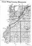 Index Map 2, Crow Wing County 1998 Published by Farm and Home Publishers, LTD