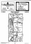 Map Image 011, Crow Wing County 1998 Published by Farm and Home Publishers, LTD