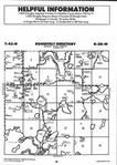 Map Image 015, Crow Wing County 1998 Published by Farm and Home Publishers, LTD