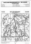 Map Image 023, Crow Wing County 1998 Published by Farm and Home Publishers, LTD
