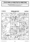 Map Image 033, Crow Wing County 1998 Published by Farm and Home Publishers, LTD