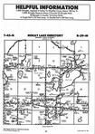 Map Image 038, Crow Wing County 1998 Published by Farm and Home Publishers, LTD