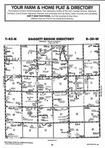 Map Image 043, Crow Wing County 1998 Published by Farm and Home Publishers, LTD